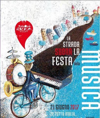Festa della Musica 2017, il programma completo