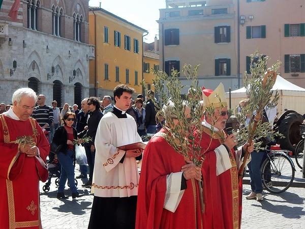 Domenica delle palme: le tradizionali cerimonie